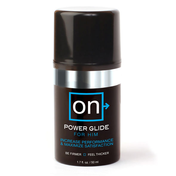 POWER GLIDE EREKCIJAS GELS 50ml