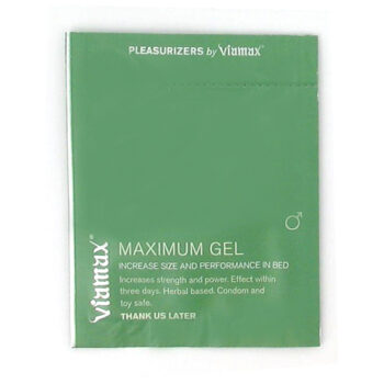 VIAMAX MAXIMUM EREKCIJAS GELS 3ml