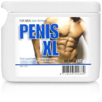 PENIS XL EREKCIJAS KAPSULAS