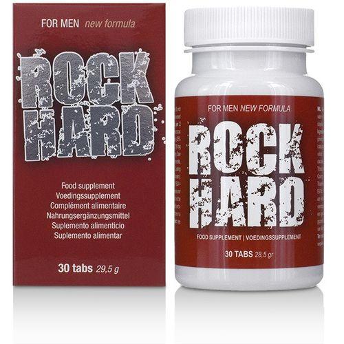 ROCK HARD POTENCES TABLETES 30 gab
