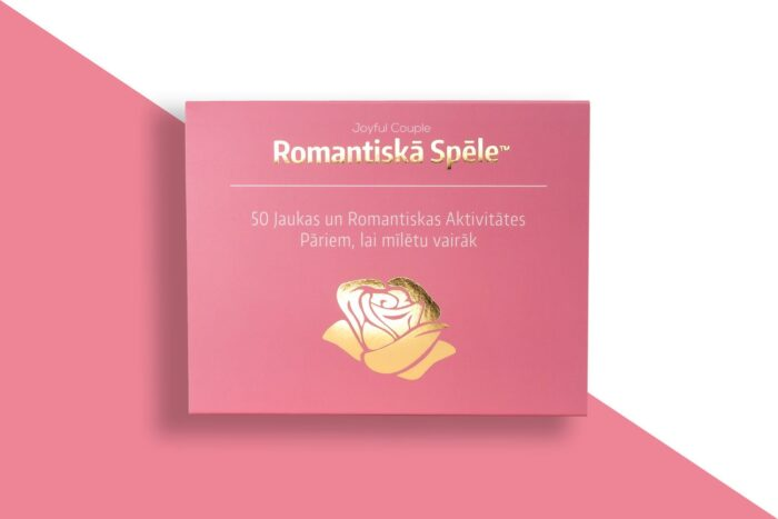 ROMANTISKĀ SPĒLE