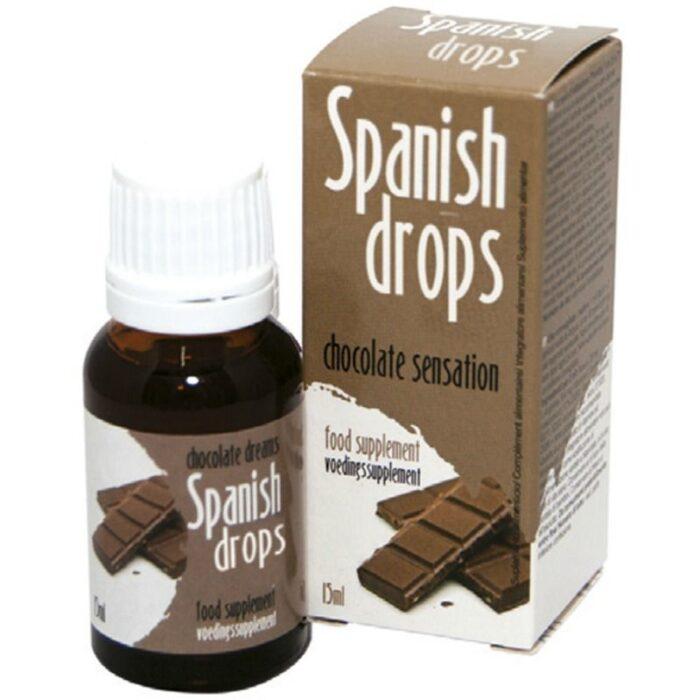SPANISH FLY CHOCOLATE MĪLAS PILIENI