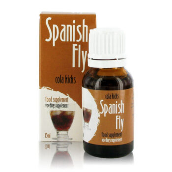 SPANISH FLY COLA MĪLAS PILIENI