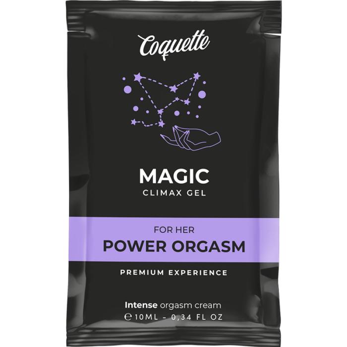 MAGIC POWER ORGASM GEL