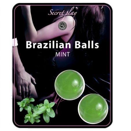 BRAZILIAN BALLS MINT
