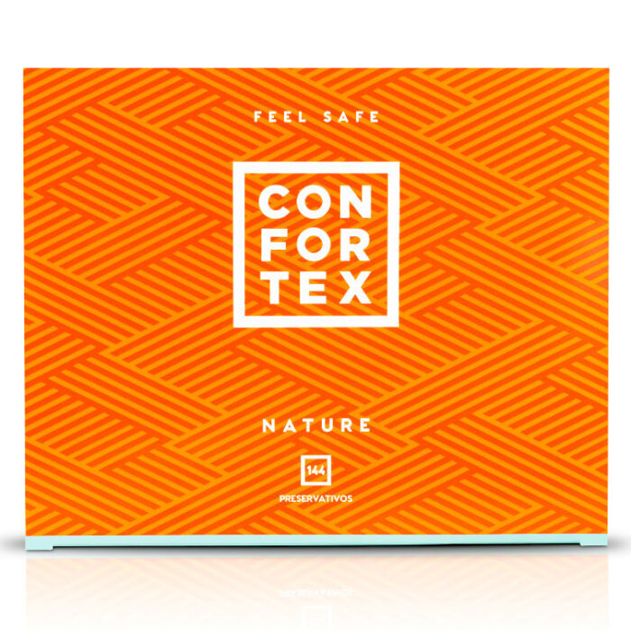 CONFORTEX NATURAL MEGA PACK 144tk