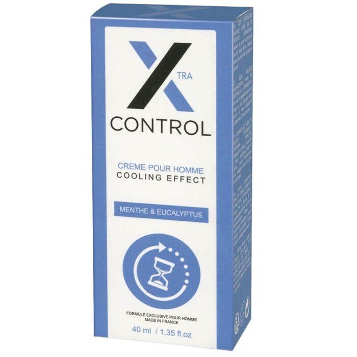 X CONTROL EJAKULĀCIJU NOVĒRSOŠS GELS