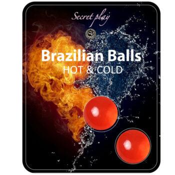 BRAZILIAN BALLS AR AUKSTI-KASRTU EFEKTU