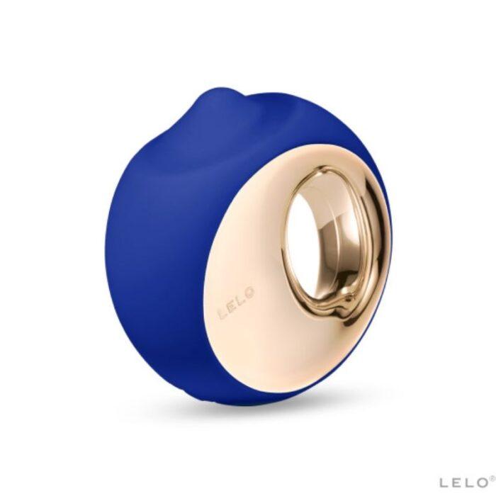 LELO ORA 3 KLITORA VIBRATORS MIDNIGHT BLUE