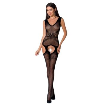 PASSION WOMAN BS062 BODIJS AR ZEĶĒM S/M/L