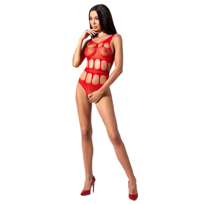 PASSION WOMAN RED BODIJS BS083 SML