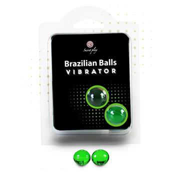 BRAZILIAN BALLS ŠĶIDRAIS VIBRATORS